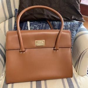 Kate Spade Leather Bag (briefcase)